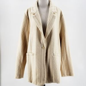 Boyne Valley Weavers Handcrafted in Ireland Coat